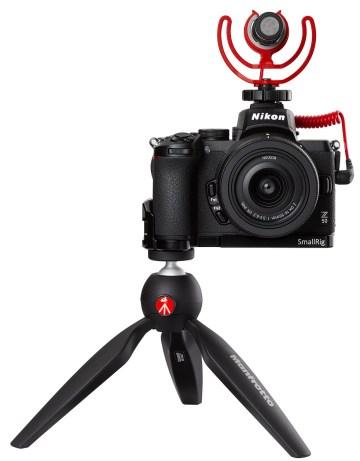Nikon Z50 vLogger