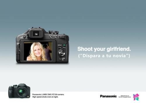 Anuncio Panasonic