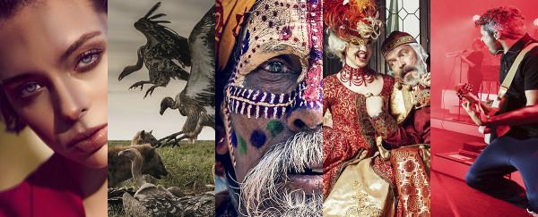 Fünf Fotografen – fünf inspirierende Geschichten: Sony Imaging Ambassadors im Live-Talk