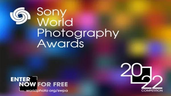 Start für die 15. Sony World Photography Awards 2022 (c) Sony World Photography