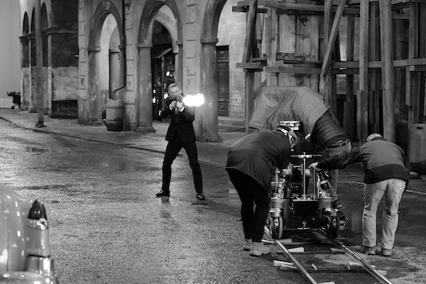 """Greg-Williams: Behind the Scenes des neuen James-Bond-Films """"Keine Zeit zu sterben"""" (c) Greg-Williams / NO TIME TO DIE is an EON Productions and Metro Goldwyn Mayer Studios film. © 2021 DANJAQ, LLC AND MGM. ALL RIGHTS RESERVED."""