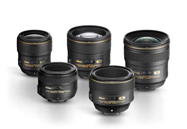 Nikon Prime Lensler
