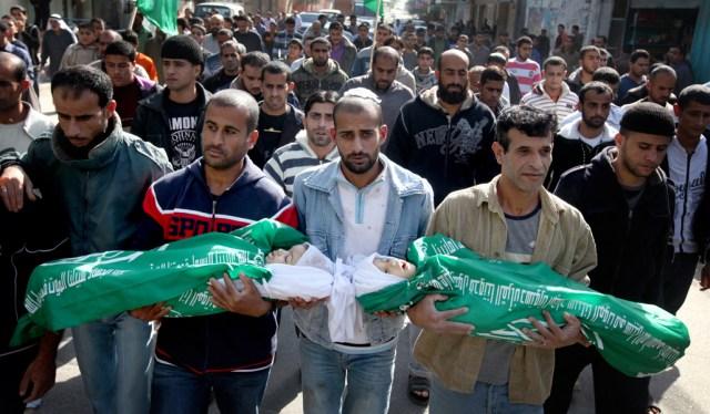 ISRAIL'IN GAZZE SALDIRISI