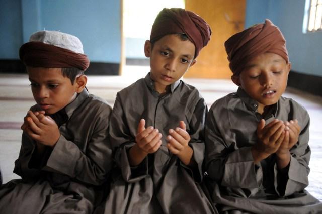 Bangladeş'e sığınan Rohingya Müslümanları