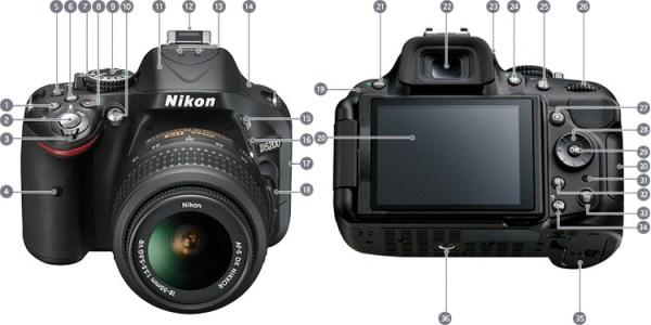 nikon-d5200-kontrol-dugmeleri