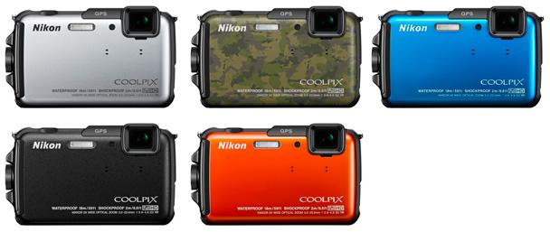 Nikon-Coolpix-AW110-AW110s-cameras