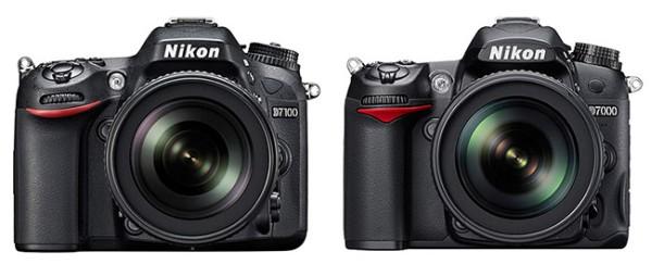 Nikon-D7100-D7000-ozellikler-karsilastirmasi