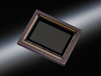 Nikon D7100 sensor