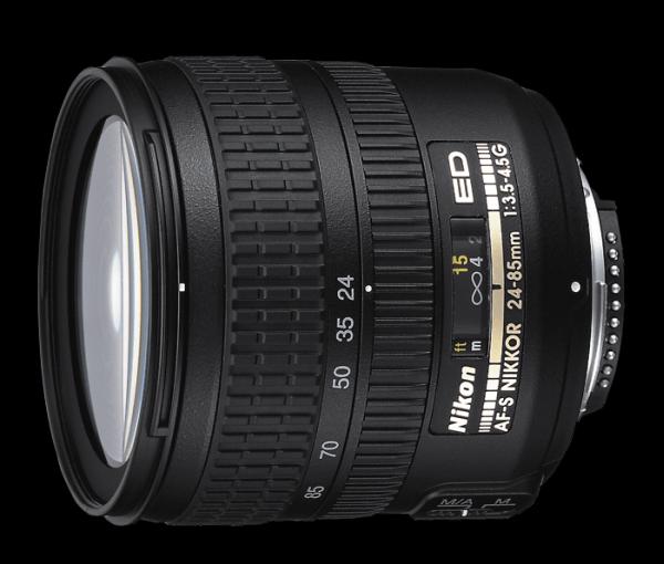 Nikon-AF-S-24-85mm+f35-45G-lens