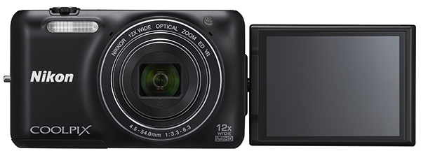 Nikon-Coolpix-S6600-siyah