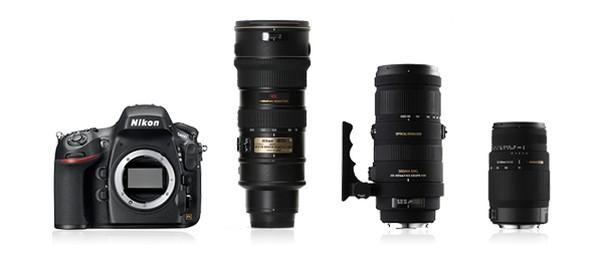 nikon d800 en iyi lensler