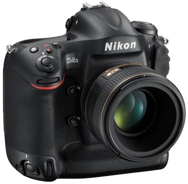 Nikon-D4s-DSLR-camera-1