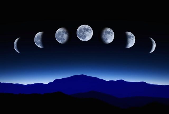 ay fotoğrafı çekmek