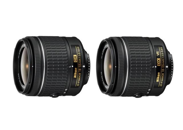 AF-P-DX-NIKKOR-18-55mm-f-3.5-5.6G-VR-lenses