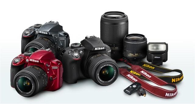 Nikon D3500 DSLR Fotoğraf Makinesi 2016'da Duyurulabilir