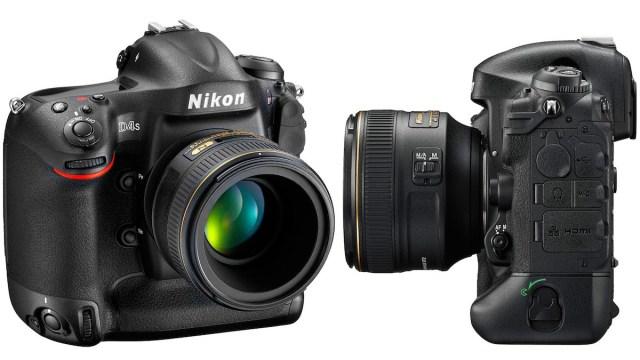 Nikon D4S Donanım Yazılımı Sürüm 1.32 Duyuruldu