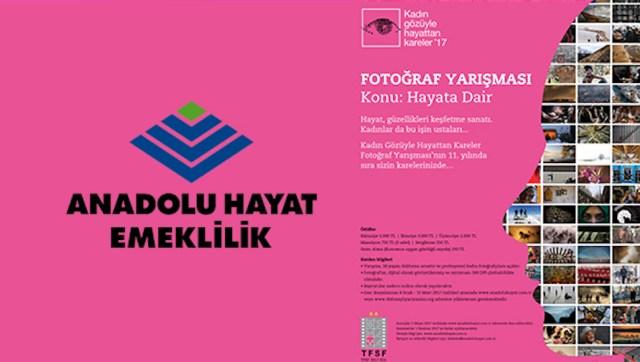 Kadın Gözüyle Hayattan Kareler 2017 Fotoğraf Yarışması Başladı