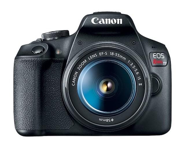 Canon EOS Rebel T7 (EOS 2000D)