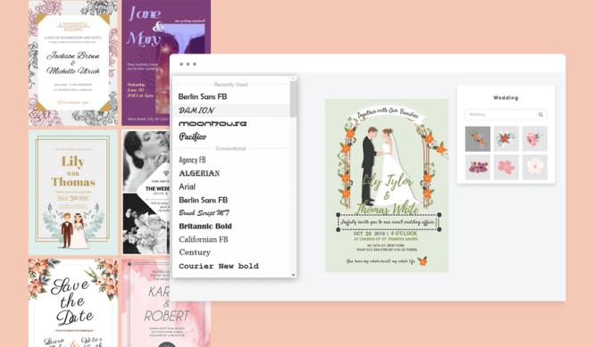 Diy Wedding Invitation Card Online With