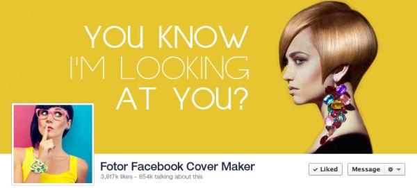 Facebook Cover Maker - Facebook Cover Photo Design for ...