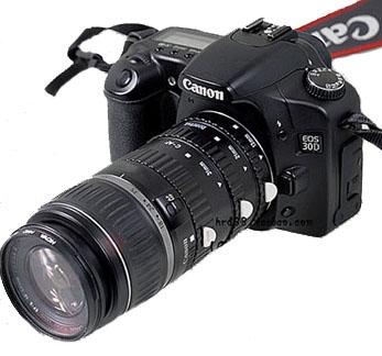 Макрокольца для Canon EOS с автофокусом - купить ...