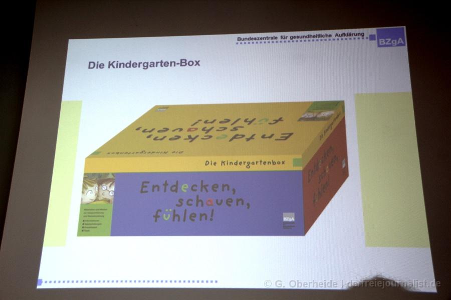 didacta 2015: BZgA läßt die Hosen runter - bei Lutz und Linda in KiTas und Krippen