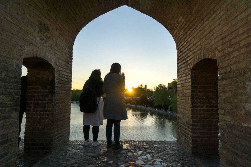 isfahan-puente