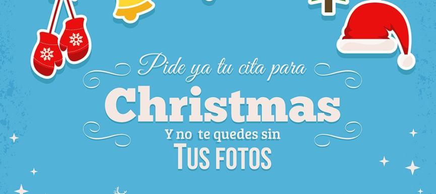 Ya puedes reservar tu cita de Christmas (Navidad)