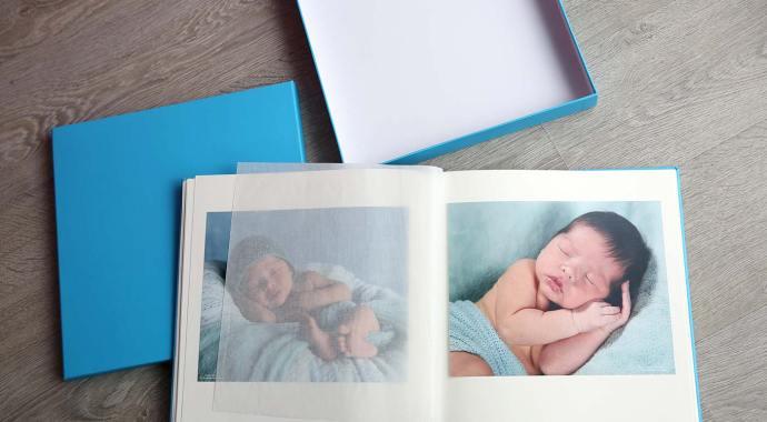 Álbum de continuación, en qué consiste y porqué es ideal para mamás