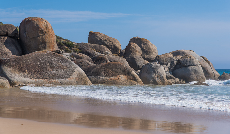 Squeaky Bay, Wilson Promontory