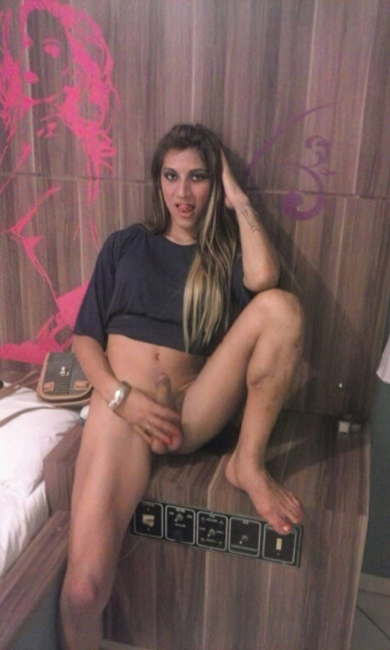 Fotos Amadoras de Travesti Gostosa (1)