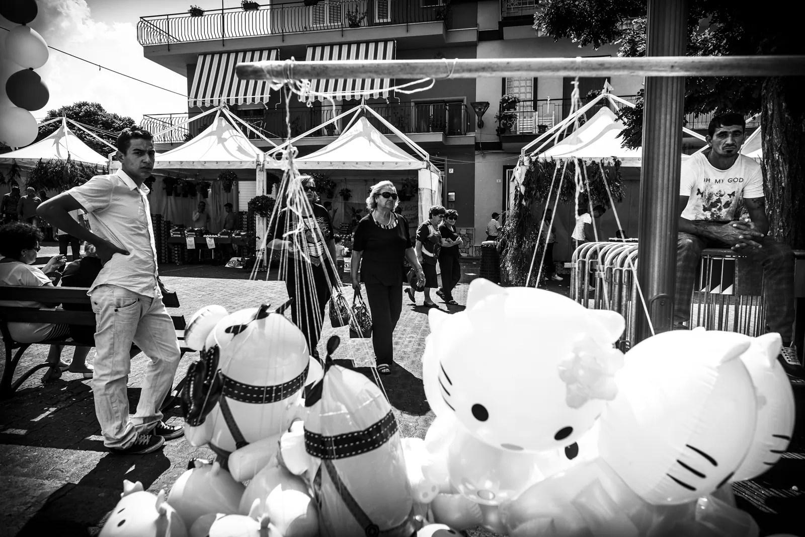 DSCF0675 - Un Giorno di festa - Sagra a Maletto [Street Photography] - fotostreet.it