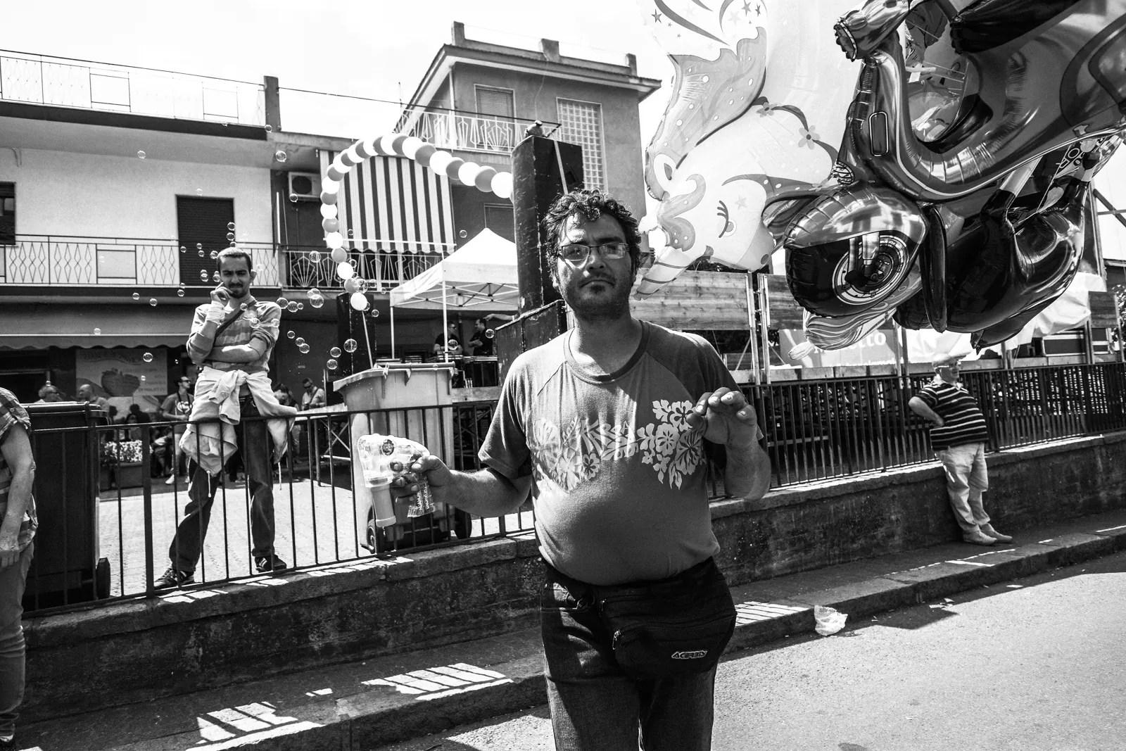 DSCF0679 - Un Giorno di festa - Sagra a Maletto [Street Photography] - fotostreet.it