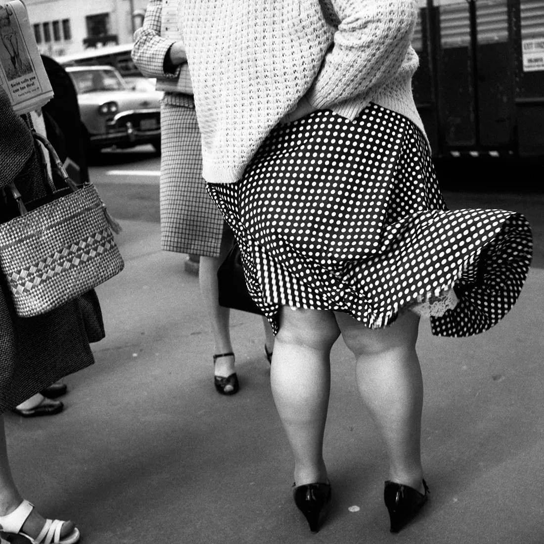 982 - Una storia Meravigliosa: Vivian Maier (Street Photography) - fotostreet.it