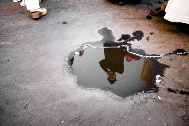on the water - ph Andrea Scirè