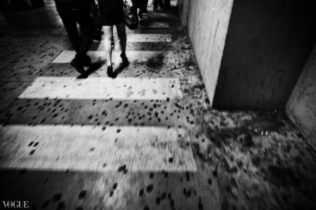 walking - ph andrea scirè