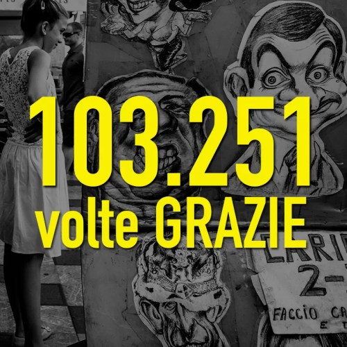 grazie 500x500 - 103.251 Volte Grazie! (Street Photography People) - fotostreet.it