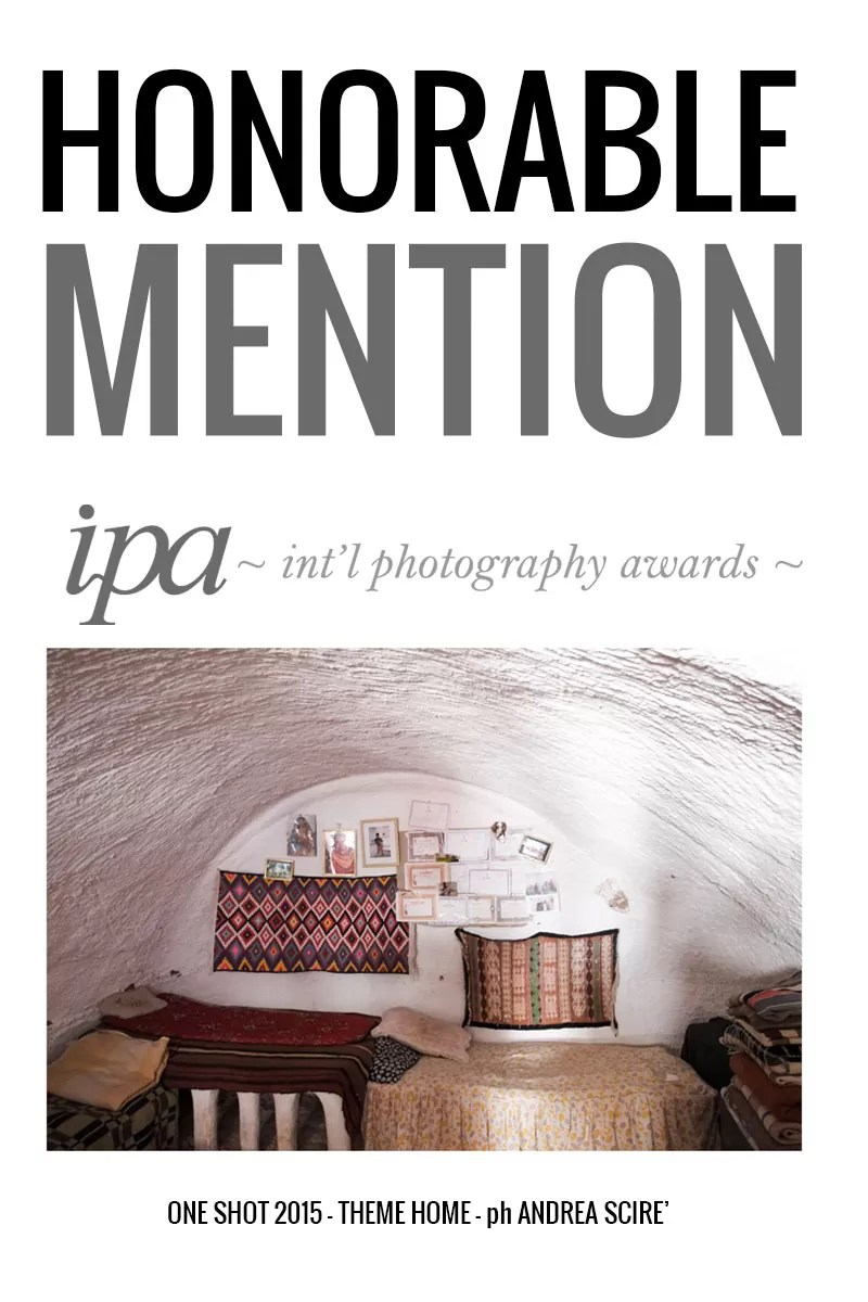 Honorable Mention at IPA  One Shot 2015