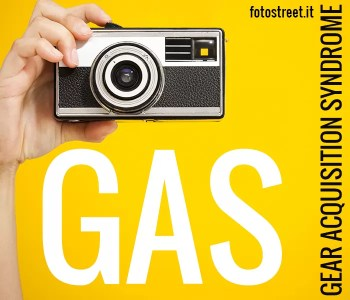 GAS - G.A.S. Gear Acquisition Syndrome - fotostreet.it
