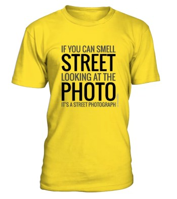 fotostreet smell the street - SMELL THE STREET! Street T-Shirt - fotostreet.it