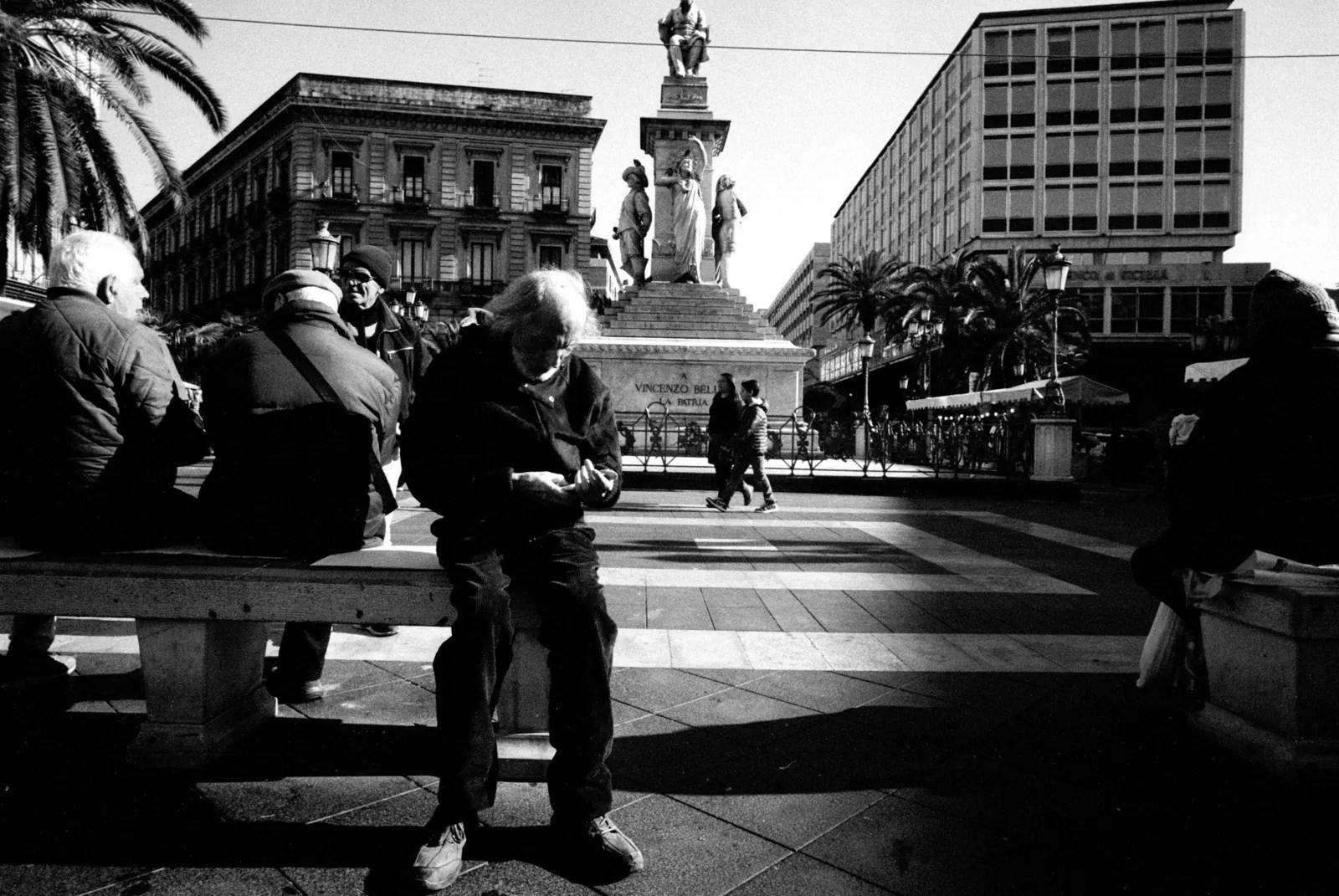 Leica M6 - Kodak TriX 400 - Catania 2017