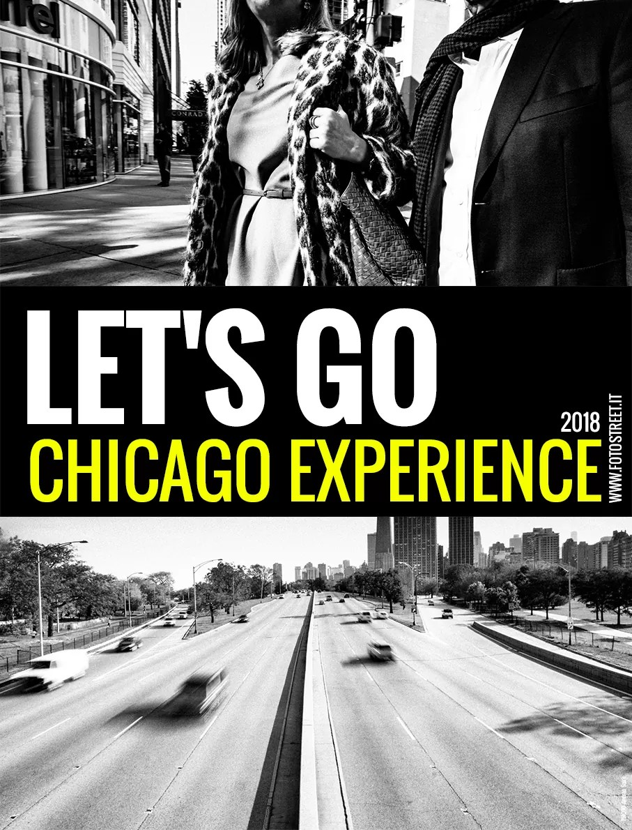 Let's go to Chicago Experience 2018
