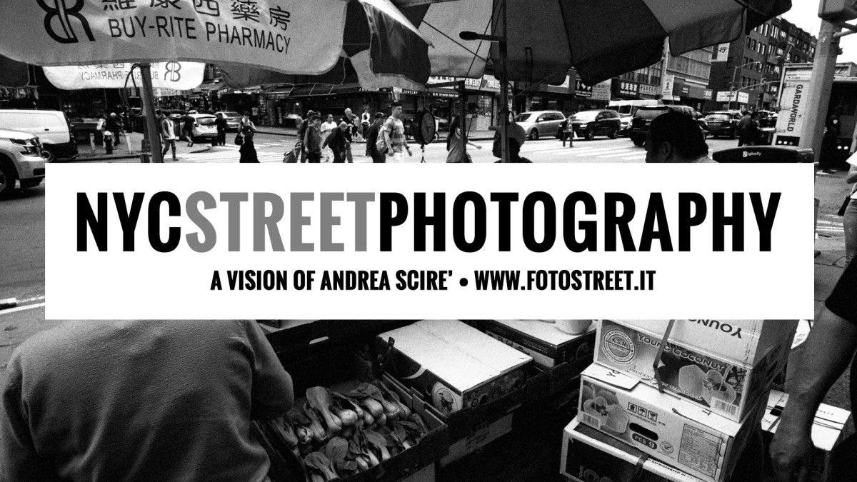 NEW YORK - PEOPLE - MY STREET PHOTOGRAPHY VISION (VIDEO)