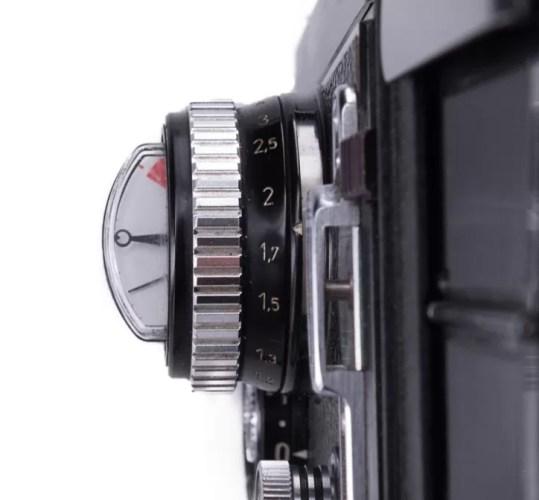 Esposimetro Accoppiato Rolleiflex