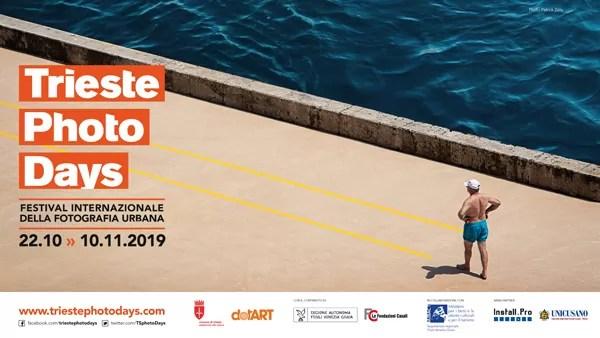 TRIESTE PHOTO DAYS 2019 - Al via i Trieste Photo Days, con Martin Parr e Nick Turpin - fotostreet.it