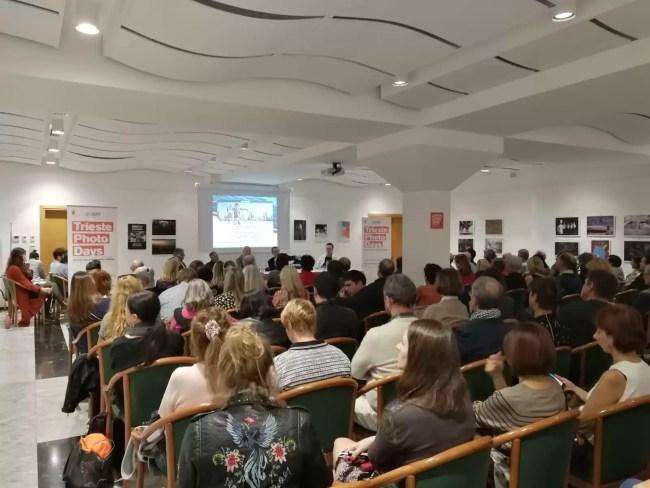 conferenza apertura - Al via i Trieste Photo Days, con Martin Parr e Nick Turpin - fotostreet.it