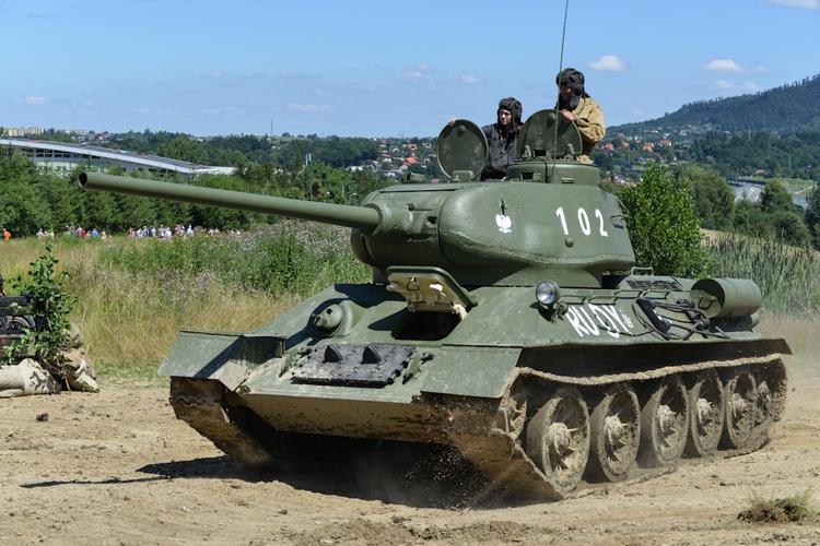 Czołg T-34/85