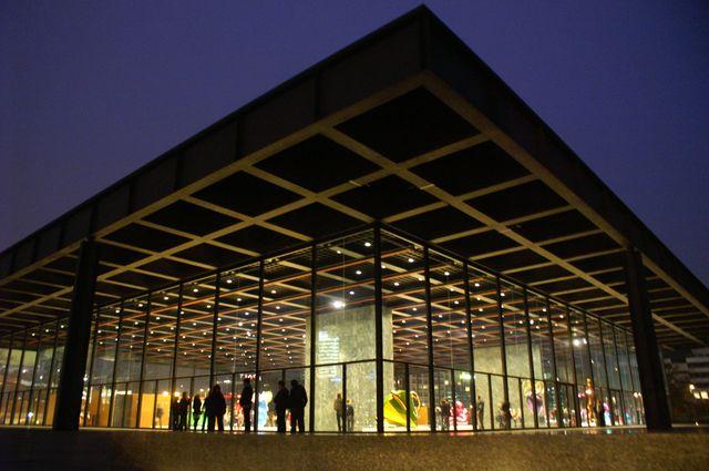 Neue National Galerie, Berlin
