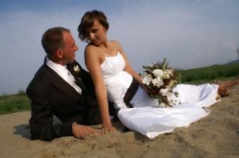 Ślub Anity i Sławka, Bielsko-Biała