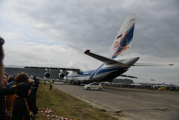 Dni Nato / NATO Days 2013, Antonov An-124 Ruslan